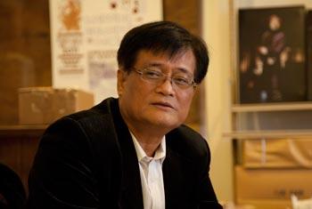 孫大川教授當選利氏學社理事長